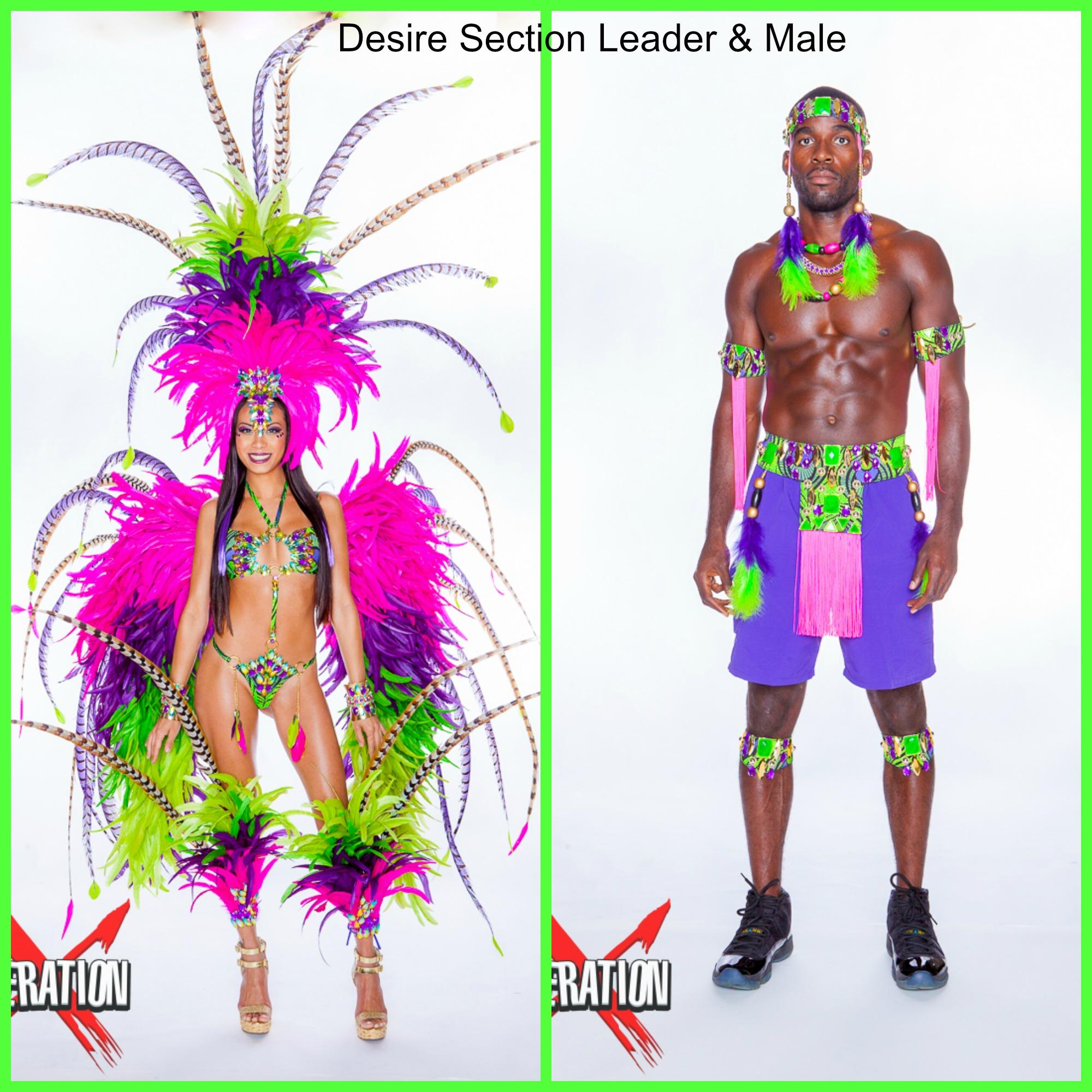 Desire SL & Male