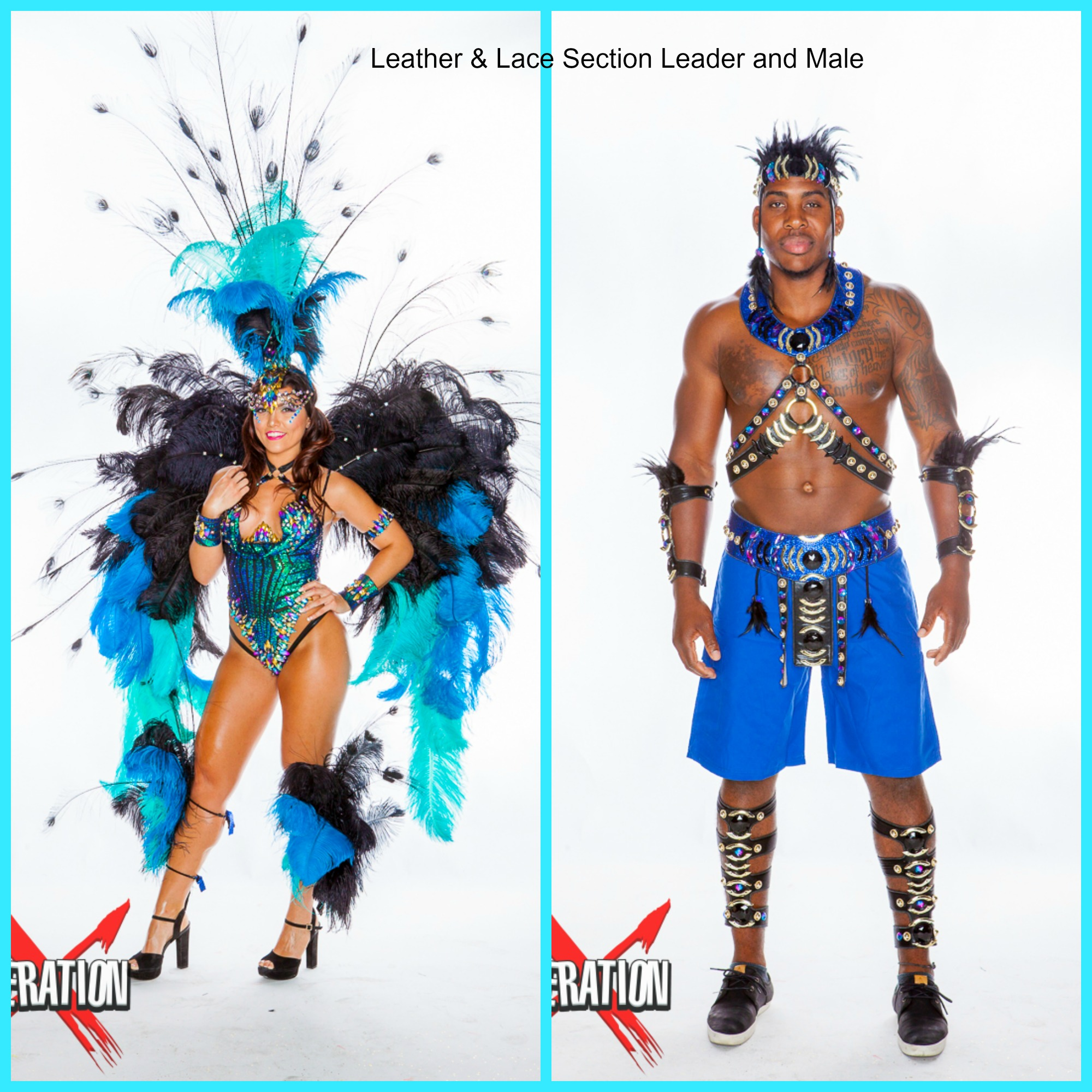 Leather & Lace SC & Male